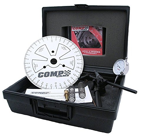 Comp Cams 4796 Camshaft Degree Kit 9 in.