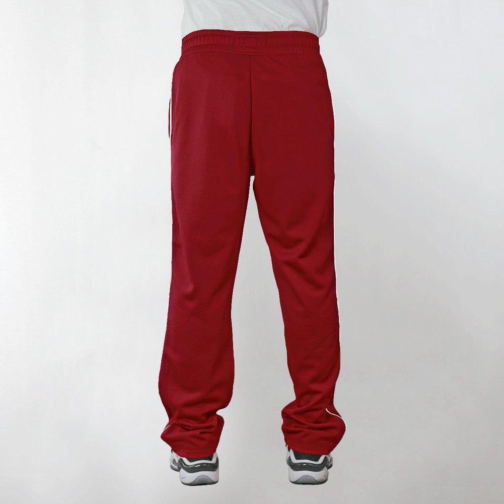 Elite Fan Shop NCAA Mens Poly Pants
