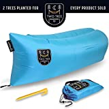 Two Tree Hammock Co.™ plants Two Trees for every Product sold! We love our Mother Nature. The Air Chair Original inflatable lounger is only sold by Two Tree Hammock Co.™ Take your Air Chair everywhere! Lounge at the Beach, Lake, Camping, Music Festiv...