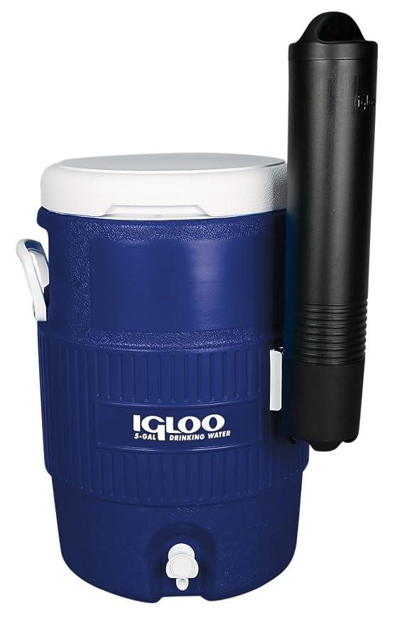 IGLOO - Nevera rígida cilíndrica para líquidos: Amazon.es ...