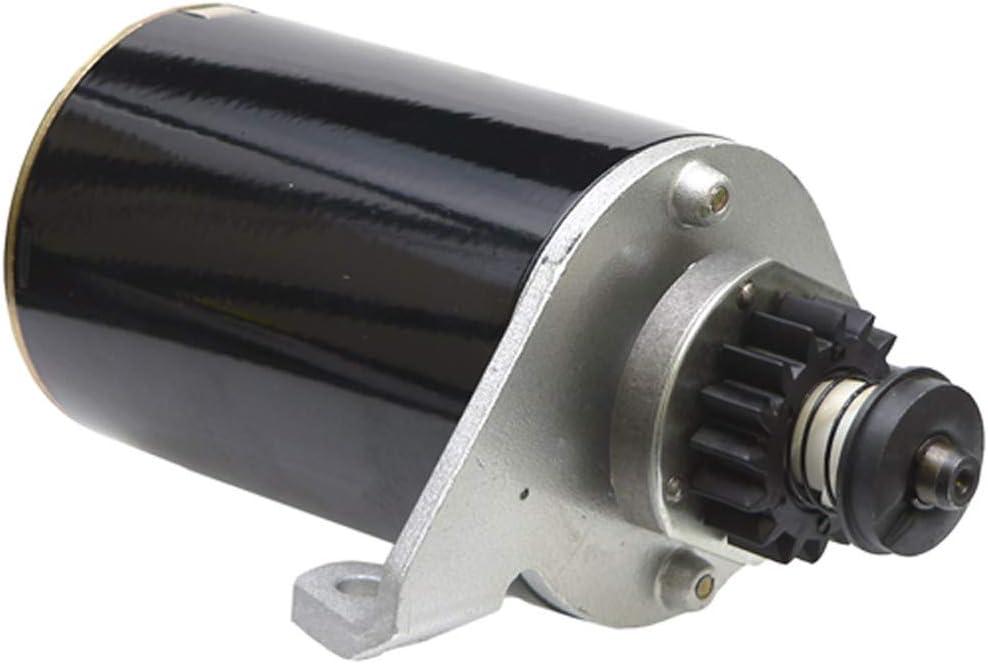 DB Electrical SBS0003 New Starter for Briggs 391178 394807 396306 / Toro Mower Fairway Groundsmaster 52 (1979-1986)