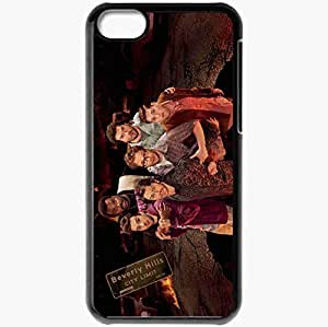 Personalized iPhone 5C Cell phone Case/Cover Skin 2013 this is the end movies Black
