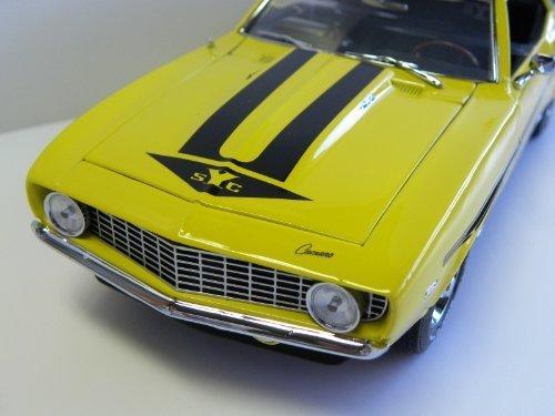 Camaro Yenko (1/20 Scale Creative Master 1969 Camaro Yenko S/C 427 Coupe in Daytona Yellow (Limited Edition))