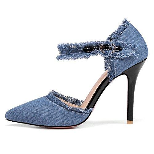 Sandali Blue Jeans Mode Light Donna Zanpa pOWRnxqBtX