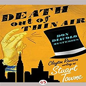 Death out of Thin Air Audiobook