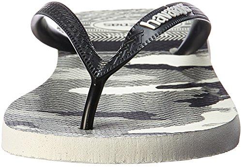42 M Top Sandal 10 Men's Br Illusion Havaianas Us 41 9 CRqUwxX