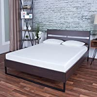 NEW 8 INCH Cool Fabric Gel Infused Memory Foam Mattress (Full Size) with Three Layers of Foam and a 10 Year Warranty and all foam is Certi-Pur Certified