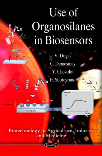 Use of Organosilanes in Biosensors (Biotechnology in Agriculture, Industry and Medicine)