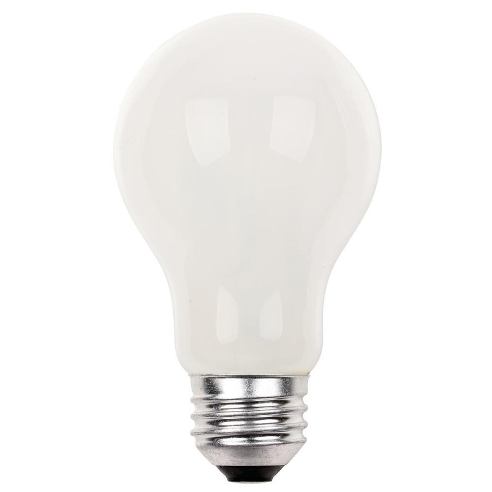Westinghouse 0510400 42 Watt A19 Eco Halogen Soft White Light Bulb with Medium Base 12 Pack