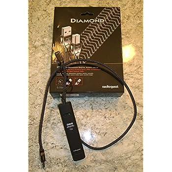 Amazon.com: WIREWORLD Platinum Starlight 7 USB 2.0 Audio Cable A ...