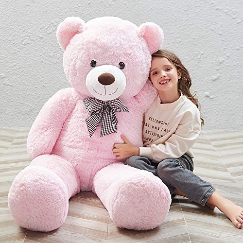 MaoGoLan Giant Teddy Bear Big Stuffed Animals Plush Toy for Girls Children Girlfriend Valentine