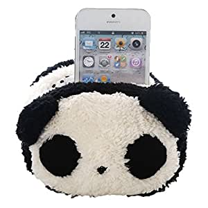 Leegoal Animal Soft Toy Universal Mobile Phone Stand Holder Seat(Panda)