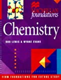 img - for Chemistry (Palgrave Foundations Series) by Rob Lewis (1997-05-19) book / textbook / text book