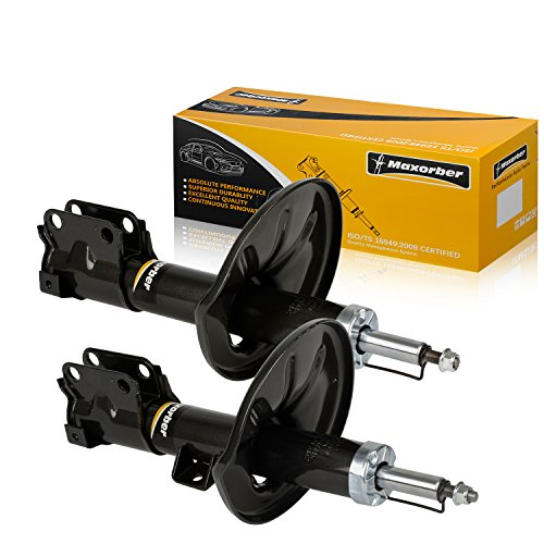 Maxorber Compatible with Mitsubishi Eclipse GS 2006 07 08 09 Front Pair Shocks Struts