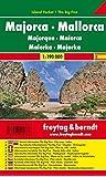Freytag Berndt Autokarten, Mallorca, Island Pocket + The Big Five, wasserfest - Maßstab 1:190 000 (freytag & berndt Auto + Freizeitkarten)