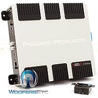 EG1-2500D - Power Acoustik Monoblock 2,500W Max Full Range Amplifier