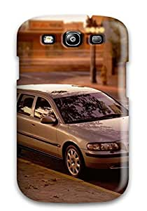 For ZippyDoritEduard Galaxy Protective Case, High Quality For Galaxy S3 2004 Volvo V70 Skin Case Cover