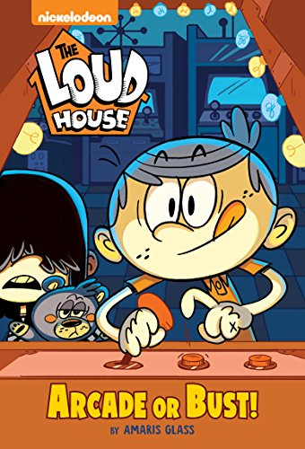 Price comparison product image Arcade or Bust! (The Loud House)