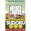 4: Sudoku 200: Medium Puzzles for Advanced Beginners and Intermediates (Volume 4)