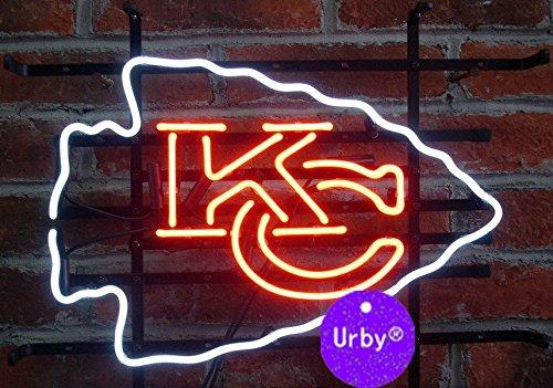 Kansas City Chiefs Neon Sign (Urby® 24