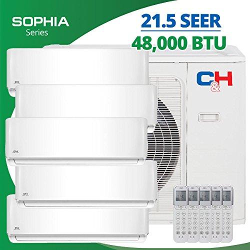 5 Zone Mini Split Airconditioneri