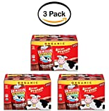 PACK OF 3 - Horizon Organic Chocolate Lowfat Milk, 8 fl oz, 12 Ct