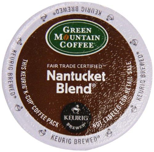 Keurig, Fresh Mountain Coffee, Nantucket Blend(melange), K-Cup Counts, 50 Count