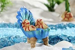 Gift Craft Mini Sea Shell Chair