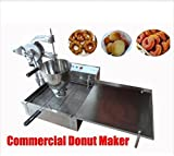 Commercial Manual Breakwater donut ball Donut Fryer Maker Making Machine 110V AC 60Hz