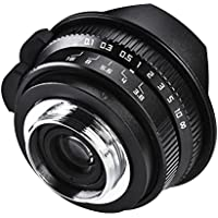 Acouto Camera Fish Eye Lens, 180 Degree Ultra Wide Angle Aspherical Fisheye Lens for Canon/Sony/Olympus/Pentax/Fujifilm and Other DSLR Cameras