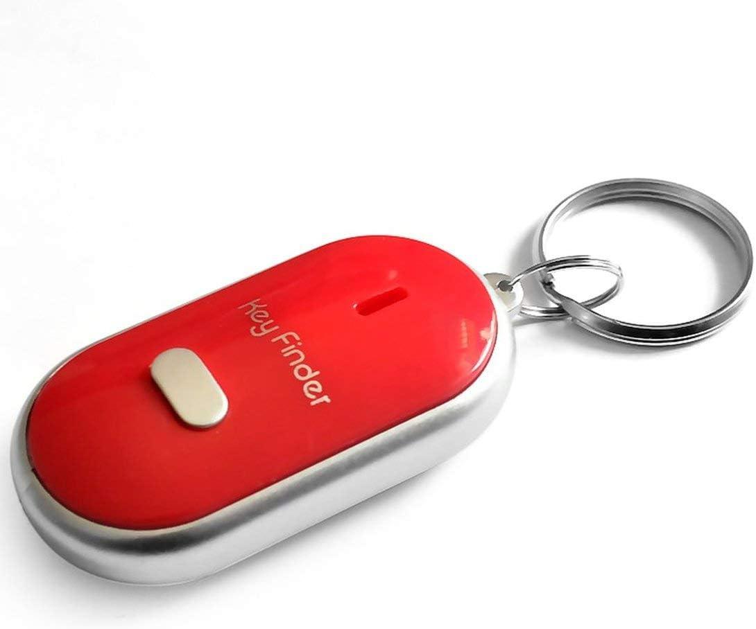 vbncvbfghfgh LED Whistle Key Finder Flashing Beeping Sound Control ...