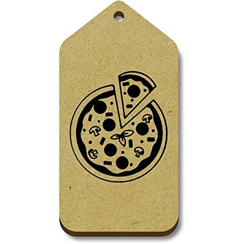 Tag bagaglio 'Pizza' X regalo 10 66mm Azeeda 34mm tg00000226 nq0UwXp5x