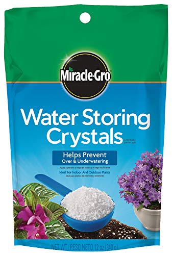 Miracle-Gro Water Storing Crystals, 12-Ounce