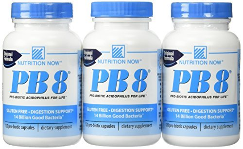 (Nutrition Now Pb 8 Pro-Biotic Acidophilus For Life - 120 Capsules by Nutrition Now )