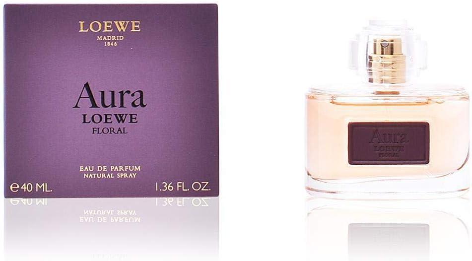 Loewe Aura Floral Agua de Perfume - 80 ml: Amazon.es: Belleza