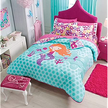 51d5T%2Bomt0L._SS450_ Mermaid Bedding Sets and Mermaid Comforter Sets