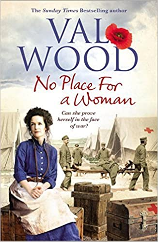 Book No Place for a Woman by Val Wood (2017-01-12)