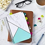 """Avery Mini Ultra Tabs, 1"""" x 1.5"""", Holographic Jewel Tone Colors, 32 Repositionable Page Tabs"""
