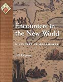 Encounters in the New World, Jill Lepore, 0195105133