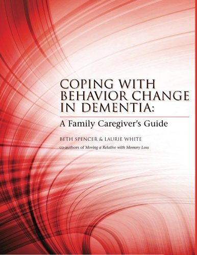 Coping Behavior Change Dementia Caregivers product image