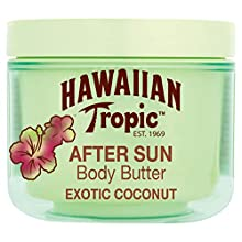 Hawaiian Tropic AfterSun Body Butter Exotic Coconut, 200 ml, 1 unidad