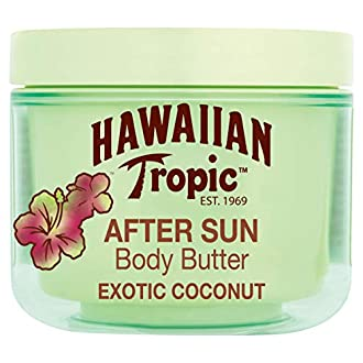Hawaiian Tropic AfterSun Body Butter Exotic Coconut, 200 ml, 1 unidad