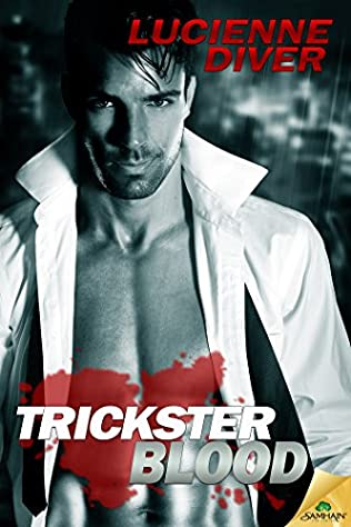 book cover of Trickster Blood