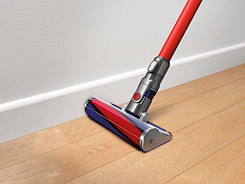 dyson v6 total clean aspirateur balai technologie 2 tier radial garantie 2 ans rouge m tal. Black Bedroom Furniture Sets. Home Design Ideas