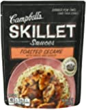 Campbell's Skillet Sauces, Toasted Sesame with Garlic and Ginger, 9-Ounce Pouch