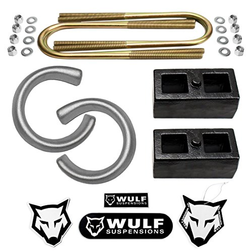 Ford Ranger Kits Lift (WULF 1998-2012 Ford Ranger 2.5