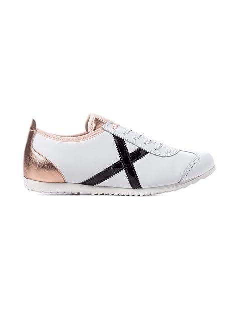 Munich Osaka 350 - Zapatillas Bajas Mujer Blanco Talla 36