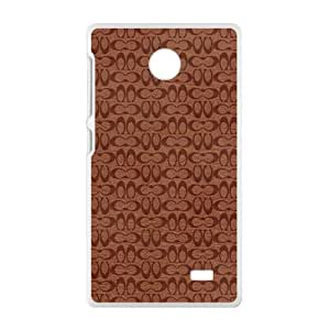 SANYISAN Coach design fashion cell phone case for Nokia Lumia X