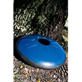 Idiopan Dominus Tunable Steel Tongue Drum With Pickup Oceanic Blue