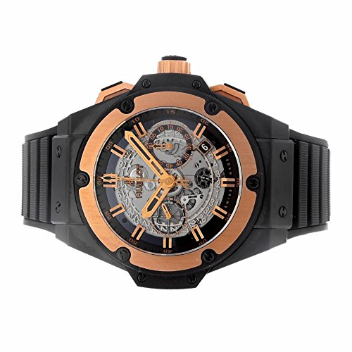 Hublot King Power automatic-self-wind mens Watch 701.CO.0180.RX (Certified Pre-owned)